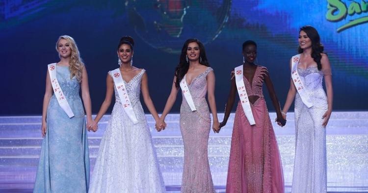 Miss World đã bỏ phần thi áo tắm từ năm 2015.