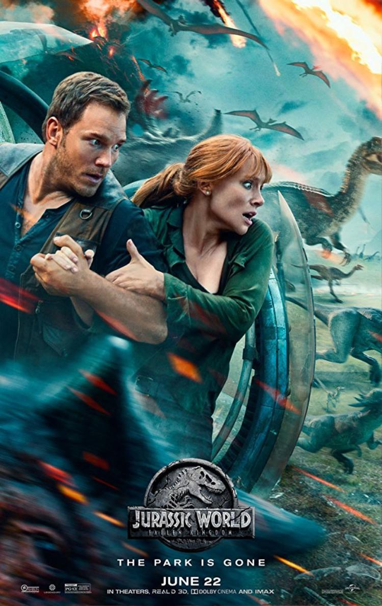 Jurassic World: Fallen Kingdom: Giải trí nhưng chưa thuyết phục được fan kỳ cựu