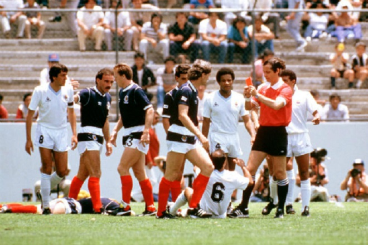 World Cup 1986 và Sir Alex: Khi ngài máy sấy tóc lần đầu lộ diện