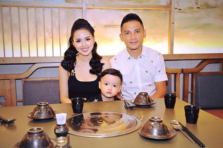 Gia đình nhỏ của Tâm Tít.