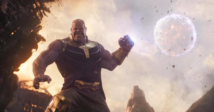 """""""Cuộc chiến Vô Cực"""" là bước đi đầy táo bạo của Marvel."""