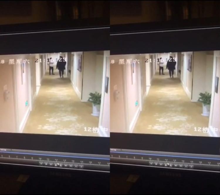 Lộ tin nhắn giữa Hồ Nhất Thiên và cô gái bí ẩn, càng khẳng định nghi vấn cặp đôi vào khách sạn là sự thật