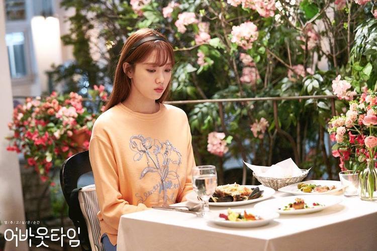 """Vị trí thứ năm với chỉ số danh tiếng thương hiệu là 5.276.456 điểm thuộc vềLee Sung Kyung, nữ chính của phim """"About Time"""" đài tvN."""