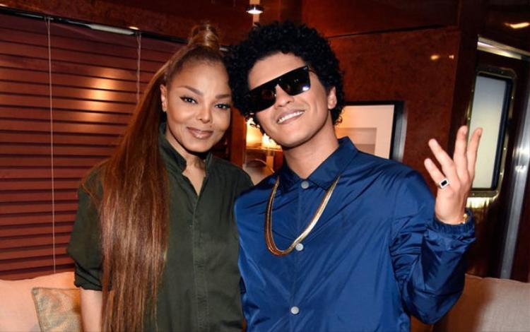 Janet Jackson cầu cứu Bruno Mars: Liệu có trở lại ánh hào quang xưa?