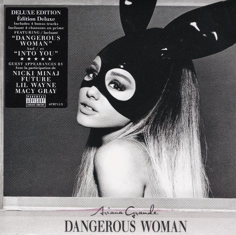Tuy đây là album đầu tiên của Ariana không đạt hạng 1 tại Mĩ nhưng lại là album trụ hạng lâu nhất của cô nàng này.