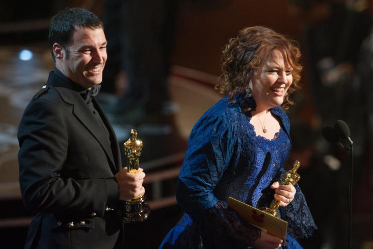 """""""Brave"""" giành được giải Oscar cho hạng mục Phim hoạt hình xuất sắc nhất."""