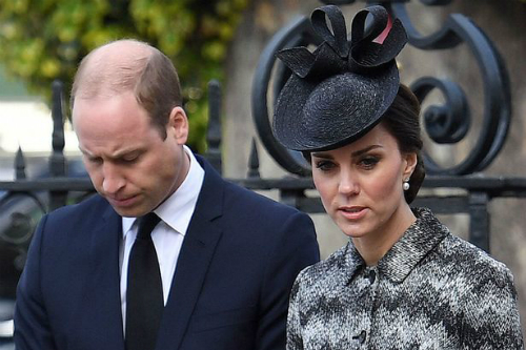 Vợ chồng Hoàng tử William rất tức giận vì bị xâm phạm đời tư.
