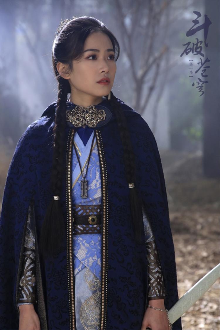 Lưu Mĩ Đồng trong vai Yên Nhiên