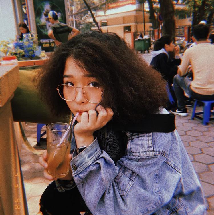 Nhan sắc xinh đẹp chẳng thua kém bất kì hotgirl nào của Lê Na.