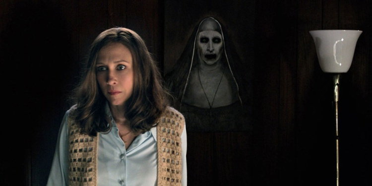 """Vị sơ """"quỷ quyệt"""" cũng hù doạ Lorraine một phen."""