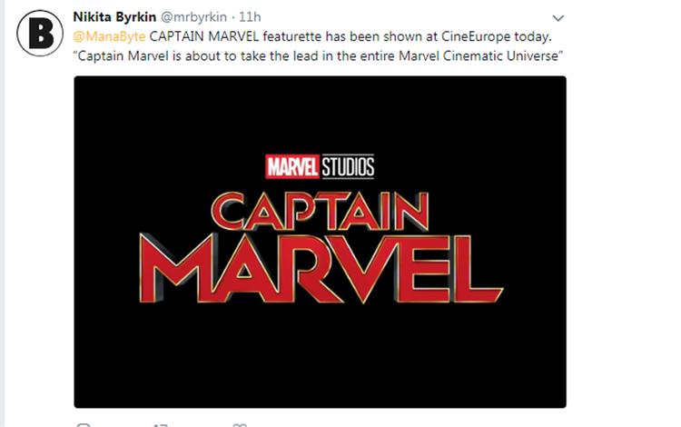 Captain Marvel sẽ sớm trở thành gương mặt đại diện mới của vũ trụ điện ảnh Marvel?