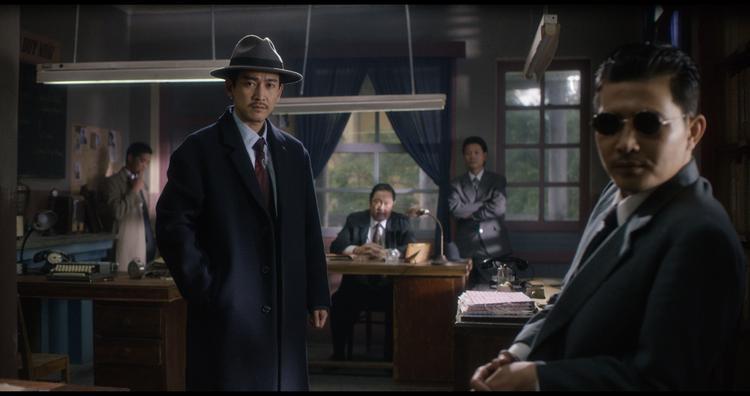 """Thoát khỏi hình tượng """"soái ca ngôn tình"""", Hứa Vĩ Văn thủ vai thanh tra K trong """"Ống kính sát nhân""""."""
