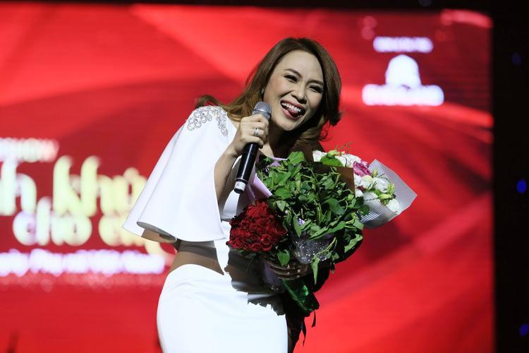 """Mỹ Tâm là một trong những ca sĩ """"lầy lội"""" nhất showbiz Việt."""