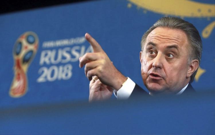 Bộ trưởng thể thao Vitaly Mutko chính là người đầu tiên quyết định đặt ra mức chi phí và kế hoạch để tổ chức giải đấu cho nước Nga.