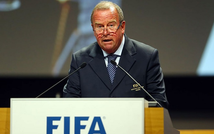 Thành viên Ban chấp hành FIFA người Bỉ Michel D'Hooghe, bạn của Koloskov bị tố nhận 1 bức tranh giá trị nhưng kết luận cuối cùng cho thấy đây chỉ là 1 bức tranh bình thường.