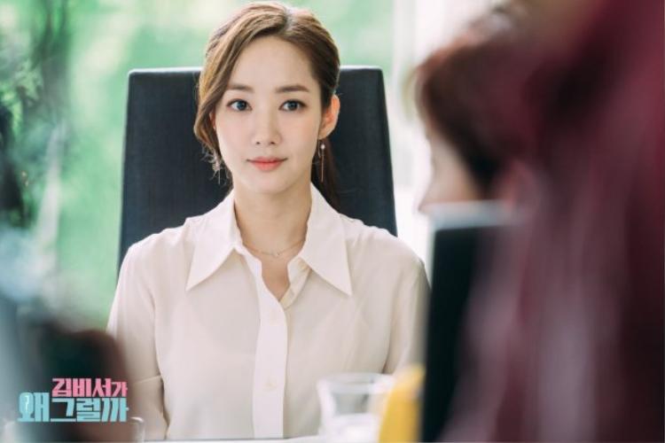 Có lẽ, bất cứ cô gái nào cũng muốn trở thành ngoại lệ duy nhất của Park Seo Joon trong Thư ký Kim