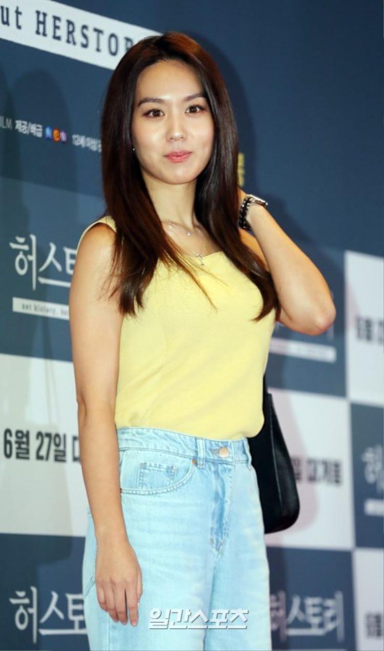 Kim Hee Jung.