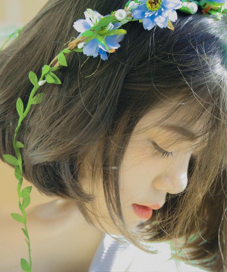 Trọn bộ ảnh đẹp mê hoặc lòng người của nữ sinh Bắc Giang
