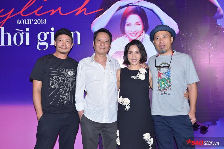 Mỹ Linh rạng rỡ trong buổi họp báo giới thiệu tour diễn xuyên ViệtMỹ Linh Tour 2018: Thời gian.