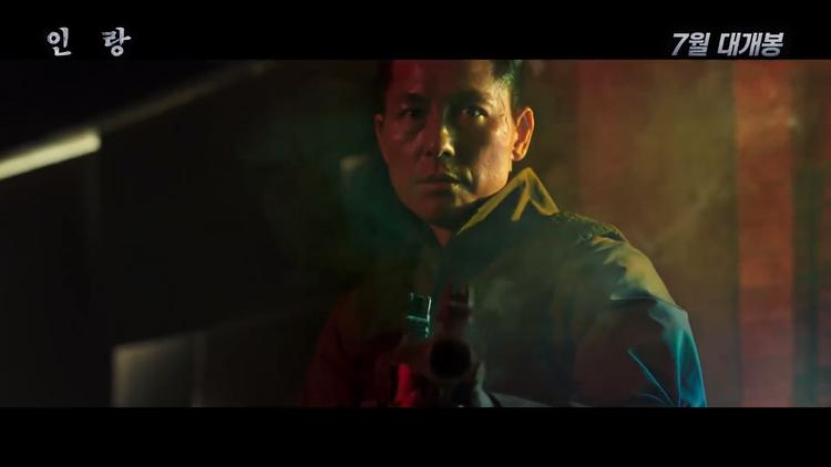 Nghẹt thở với trailer bom tấn tiền tỷ của Kang Dong Won, Han Hyo Joo và Jung Woo Sung