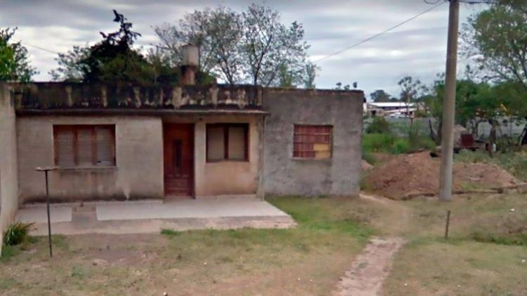 Ngôi nhà Marisa bị giam cầm trong suốt 20 năm.
