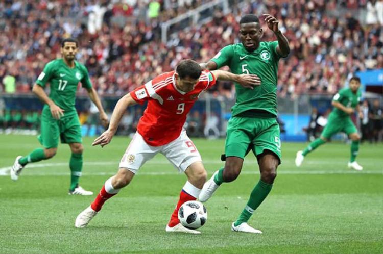 Một số cầu thủ của Saudi Arabia sẽ bị phạt vì để thua đậm trong ngày khai mạc World Cup 2018.