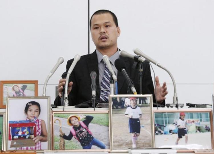 Anh Lê Anh Hào, bố của bé Linh yêu cầu án tử hình đối với nghi phạm.