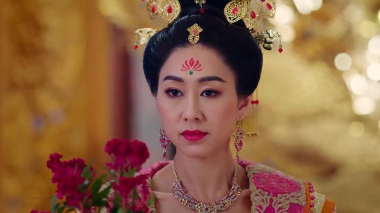 Tập 20 Thâm Cung kế: Hoàng hậu ngày càng bộc lộ sự xảo trá, hẹp hòi