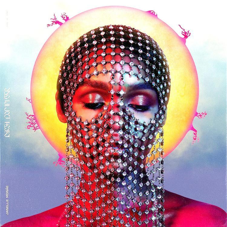 Được đầu tư tới mức cả bìa album cũng đậm chất nghệ thuật.