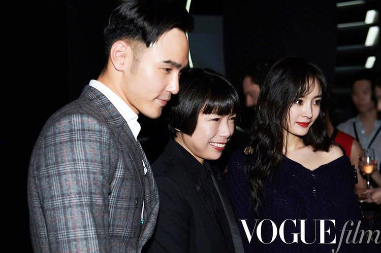 Thảm đỏ Vogue Film 2018  đại hội mỹ nhân thường niên của Hoa ngữ  không hề kém Cannes