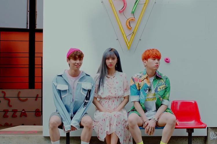 MV có sự góp mặt của Yoohyeon - thành viên Dreamcatcher.