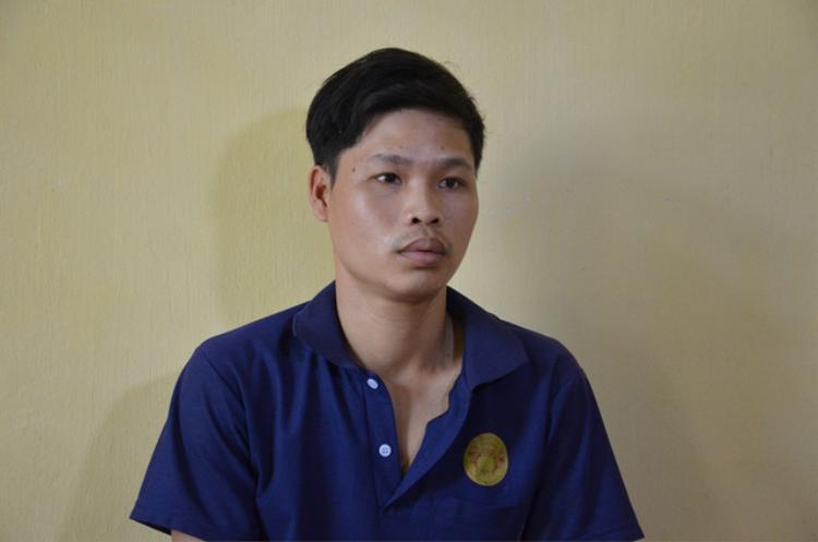 Đối tượng Nguyễn Văn Chất Em. Ảnh: Dân Trí.