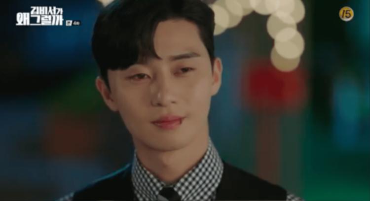 9 khoảnh khắc khiến người xem rung động trong tập 3 và 4 của Thư ký Kim