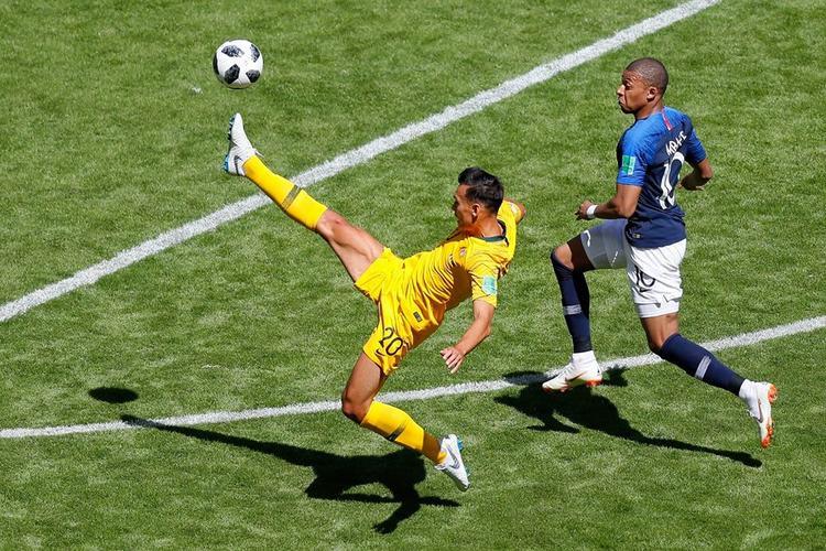 Hàng công của Pháp chơi quá mờ nhạt. Ảnh: FIFA