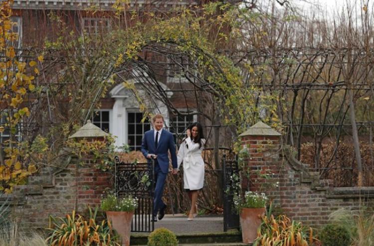 Khám phá cung điện ít được hé lộ nơi hai công nương Anh Kate và Meghan đang sống