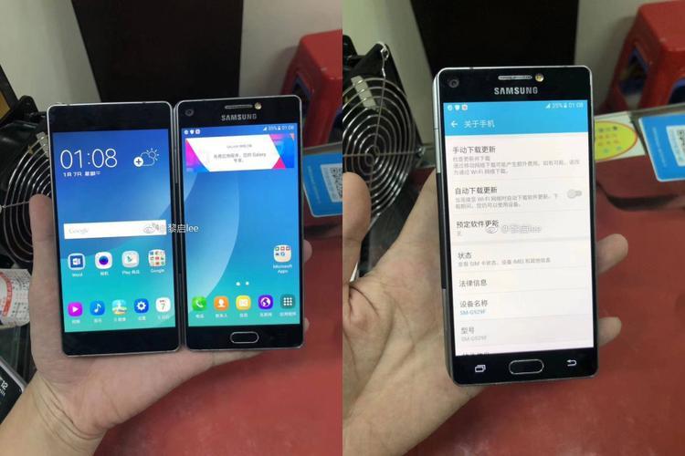 Smartphone màn hình dẻo, gấp mở được của Samsung lộ ảnh rõ nét