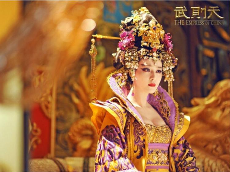 Phạm Băng Băng vai Võ Tắc Thiên trong Võ Mị Nương truyền kỳ