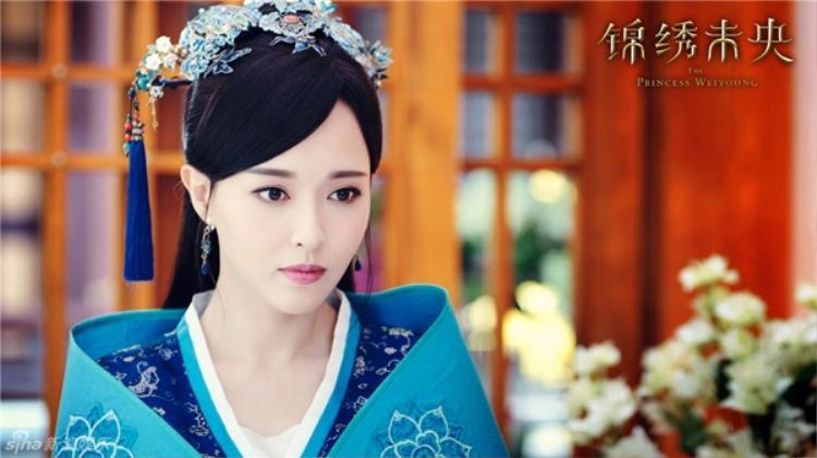 Vai diễn Lý Vị Ương của Đường Yên đã nhận được sự hưởng ứng của khán giả lúc đó