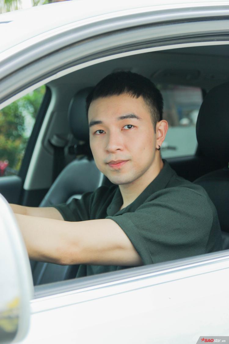 Trên chuyến xe Quá Giang, Aiden nhắc về sự cố rời MONSTAR của ERIK.
