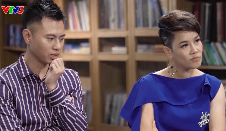 Nhạc sĩ - Nhà sản xuất Dương Cầm là cố vấn chuyên môn của đội HLV Thu Phương.