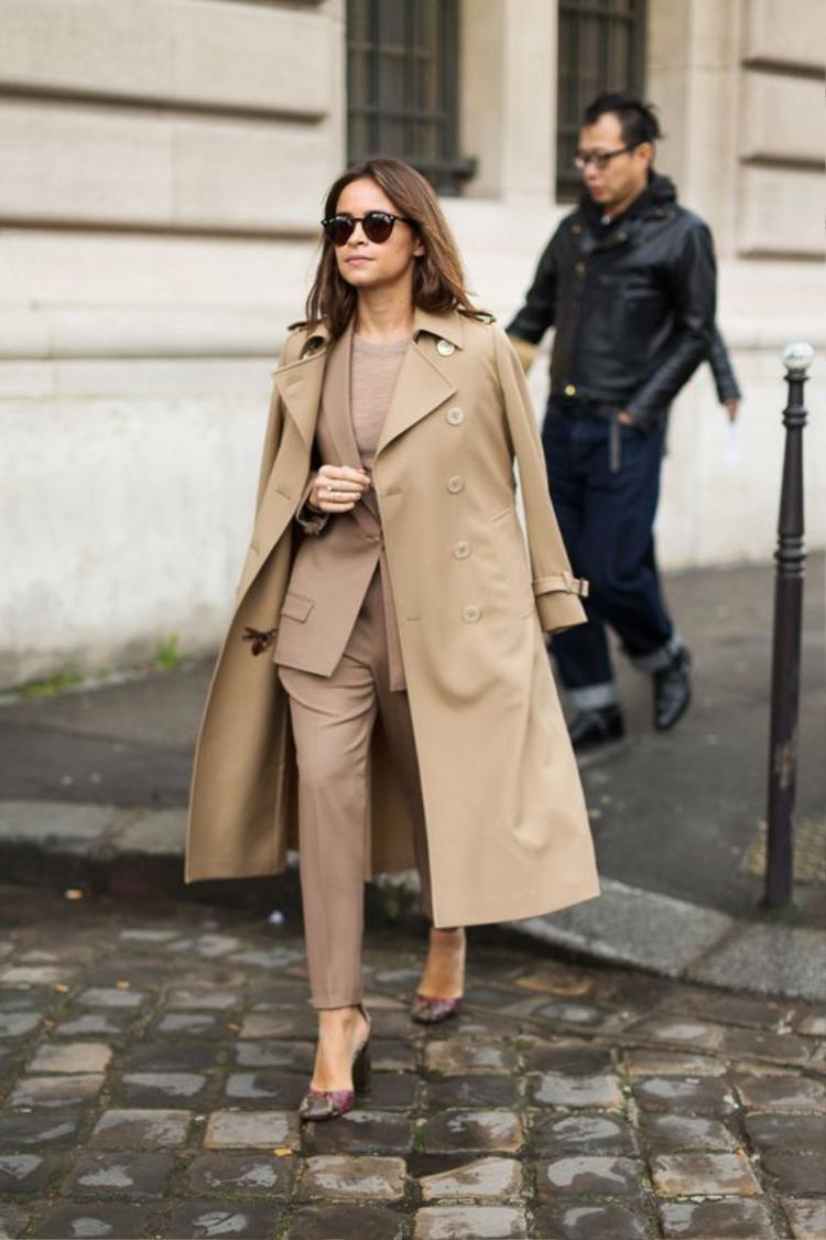 1m55 nhưng muốn cao như 1m65 hãy học fashionista chất nhất nhì nước Nga!