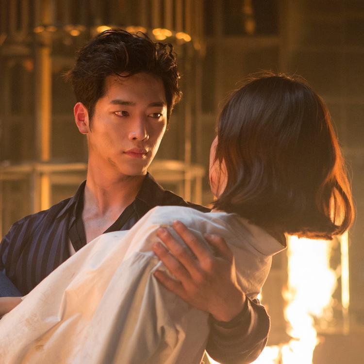 """Phim """"Are you human, too?"""" của Seo Kang Joon."""