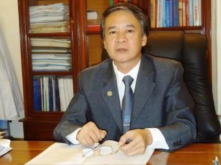 Luật sư Nguyễn Hoàng Tiến.