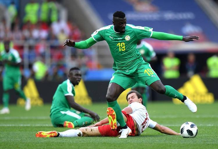 Ba Lan đã gục ngã trước đại diện châu Phi. Ảnh: FIFA