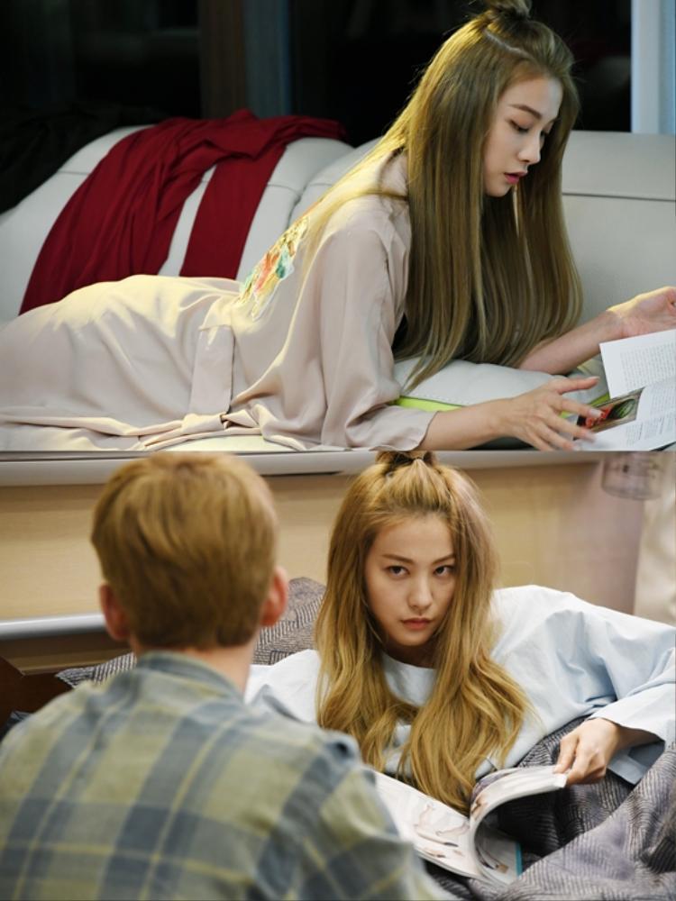 Sau Han Chae Young, ác nữ 'Vì sao đưa anh tới' Yoo In Young khoe ảnh đẹp như mơ tại Việt Nam