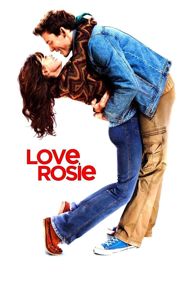 """Anh cũng rất thành công với vai diễn của mình trong """"Love, Rosie""""."""