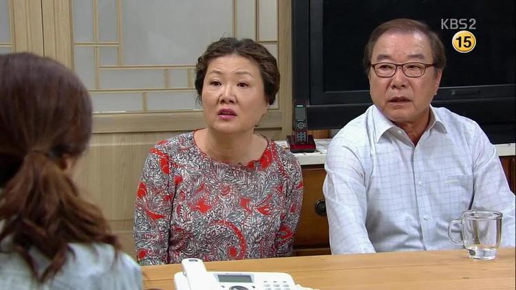 Những gương mặt quen thuộc màn ảnh nhỏ Hàn Quốc trong phim.