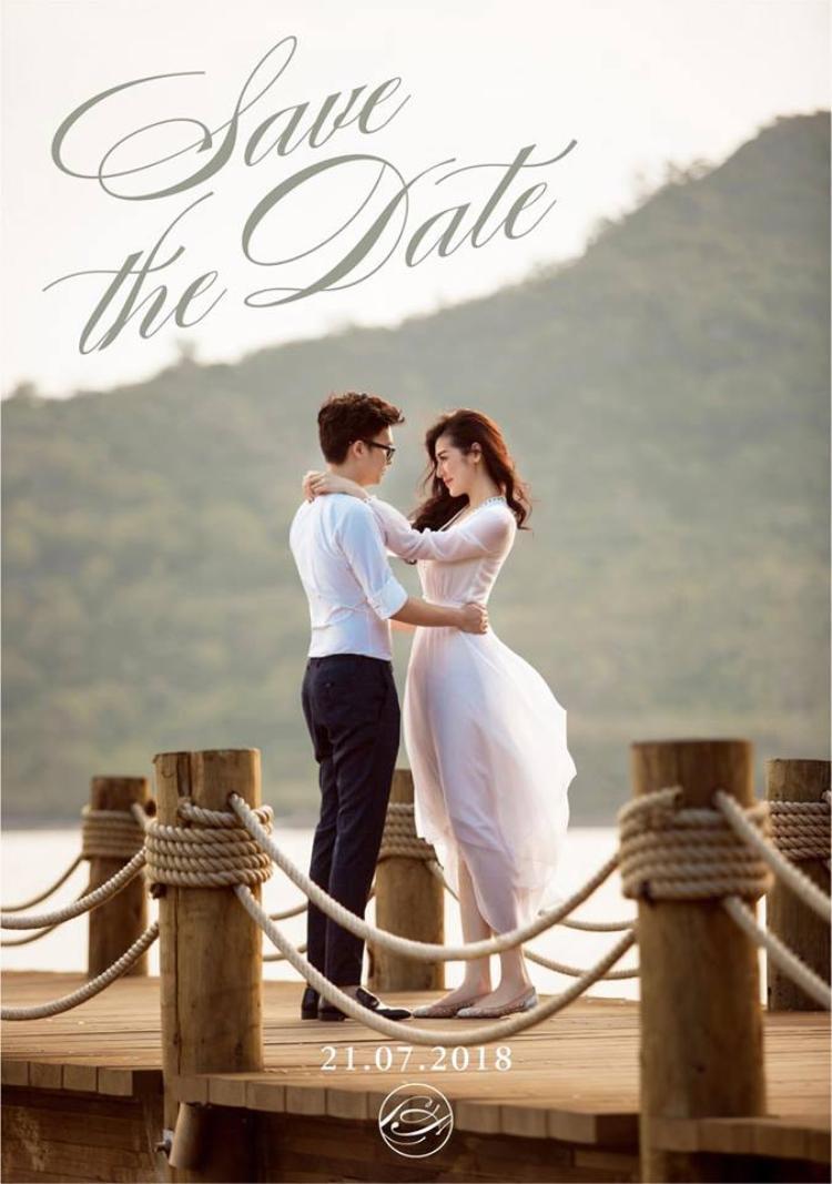 Tú Anh xác nhận kết hôn vào ngày 21/7.