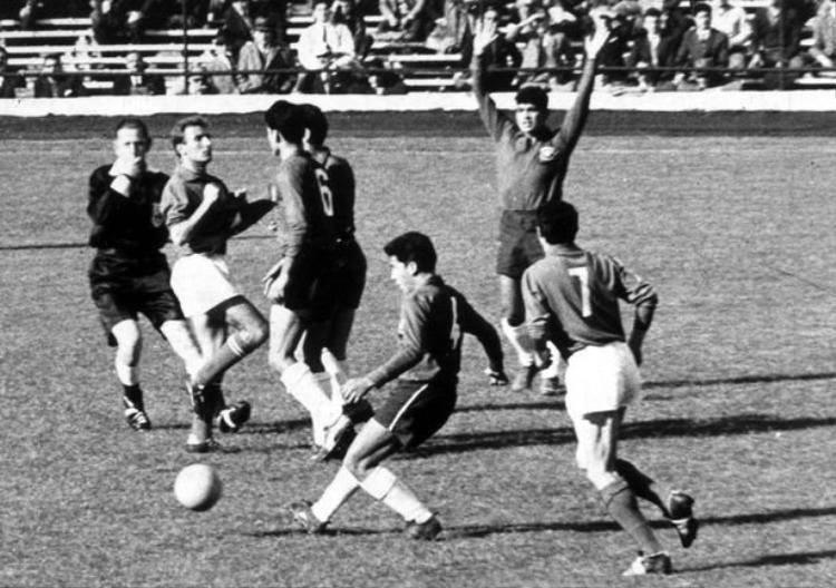 Đây được coi là một trong những trận đấu đáng quên nhất trong lịch sử World Cup.