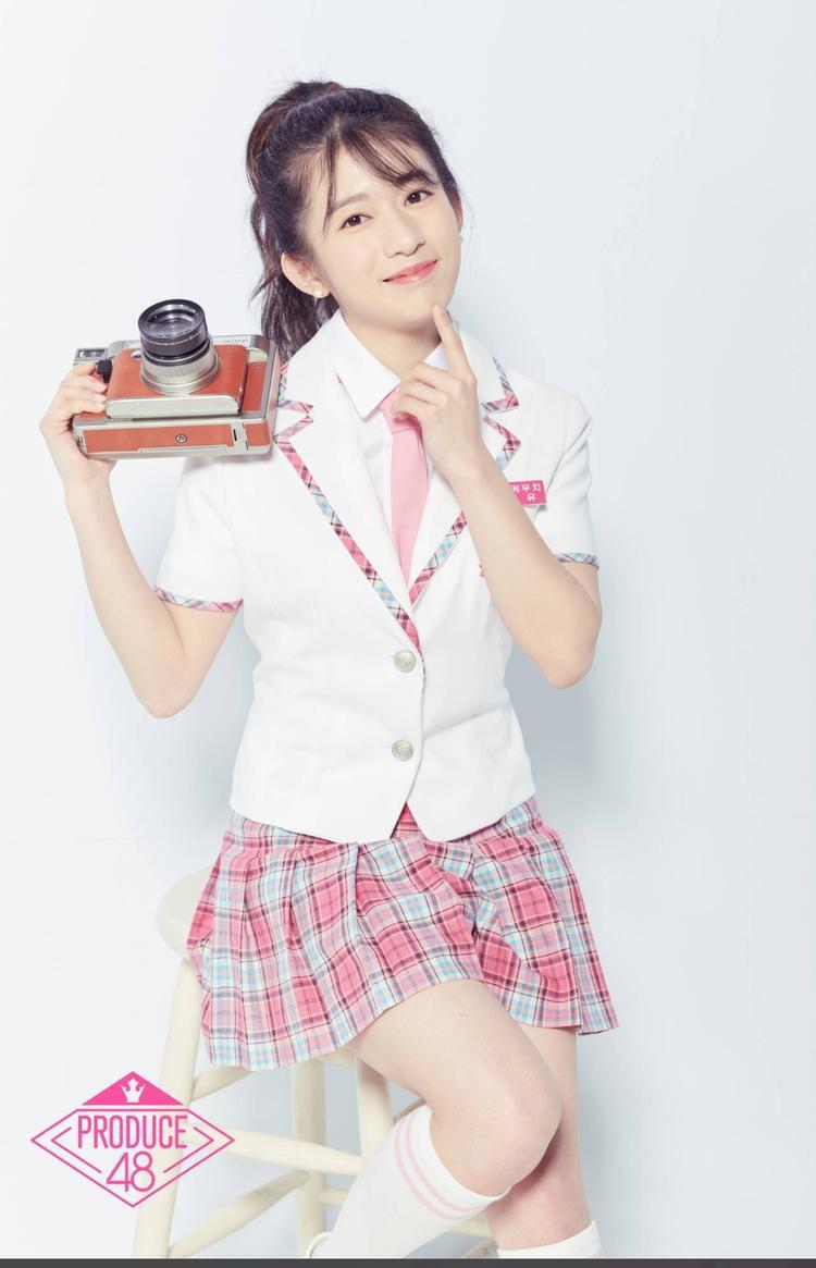Miyu có được sự chú ý từ các fan là nhờ nỗ lực, tài năng và Miyu cũng rất may mắn khi không bị Mnet dìm, cho cô nàng đất để tỏa sáng.